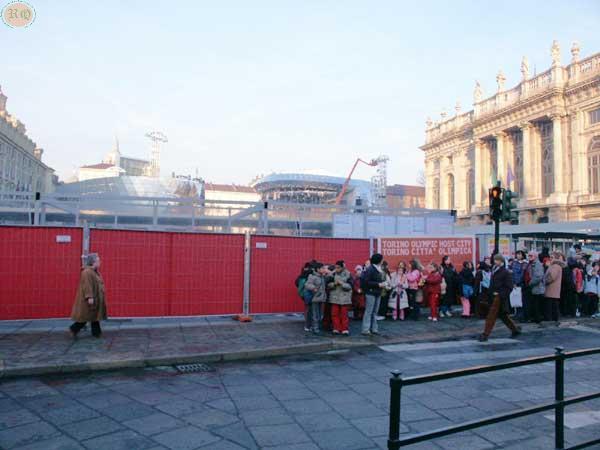 Piazza Palazzo Reale