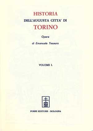Historia dell'Augusta Citta'                     di Torino